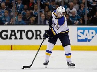 Bettor Scott Berry Wins $100K On $400 St. Louis Blues Bet From January