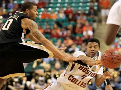 Wake Forest Beats Boston College 92-78 To Advance To Second Round Of ACC Tournament