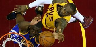 NBA Finals Earns Highest Ratings Since Michael Jordan's Finals