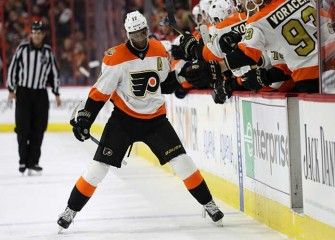 Jakub Voracek, Wayne Simmonds Lead Flyers To 3-2 Shootout Win Over Capitals