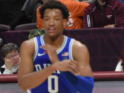 Duke Rallies To Defeat UNC In OT Powered By Tre Jones & Wendell Moore Jr.