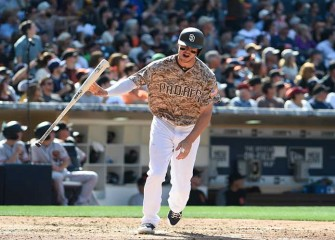 MLB: Padres' Wil Myers Hits First Career Cycle In 5-3 Win Vs Rockies, Cubs Beat Dodgers 3-2 In Home Opener