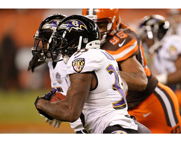 Baltimore Ravens Defeat Browns in Cleveland After 'Kick-six' In Final Seconds