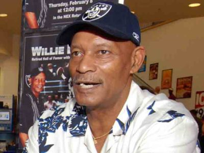 Hall Of Fame Raiders CB Willie Brown Dies At 78; Derek Carr & Team Pay Tribute