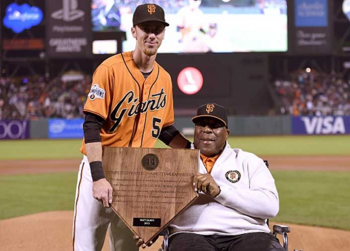 Obama Pardons Hall Of Fame Former Giants 1B Willie McCovey
