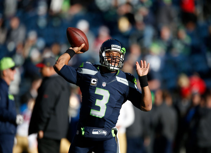 Russell Wilson Reaffirms Commitment To Seattle