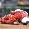 Nationals' Wilson Ramos Out For Season With Torn ACL