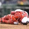 Wilson Ramos Injures Knee In Nationals' Ugly, 14-4 Loss To Diamondbacks