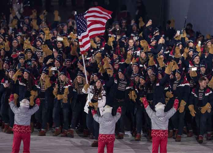Team USA Flag Bearers To Wear Special Cooling Jackets At Opening Ceremonies