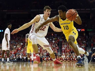 Wisconsin Badgers Roll Past Michigan For 68-64 Home Win