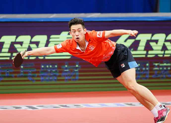 New Jersey Suspends Betting On Ukrainian Table Tennis Over Possible Match-Fixing