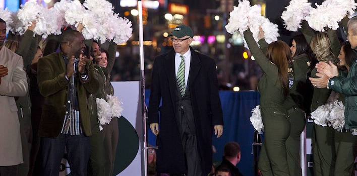 New York Jets Owner Apologizes for Favoriting Fire GM Tweet