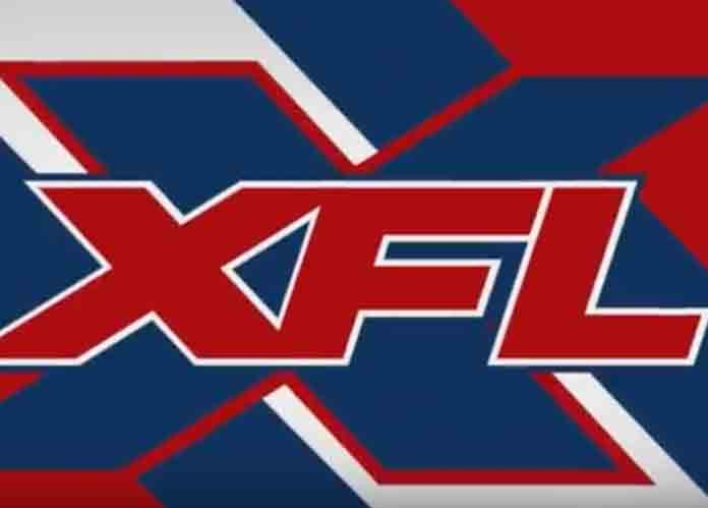 Newly Revived Pro Football League XFL Unveils Eight New Teams' Names & Logos