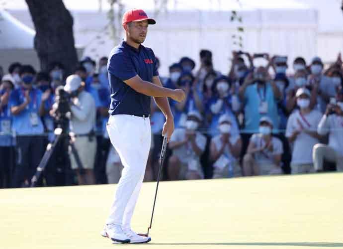 Xander Schauffele Wins Gold in Men's Individual Golf At Tokyo Olympics
