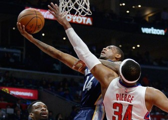 Chris Paul Leads Clippers Past Grizzlies 110-84, Grizzlies Drop To 7th In West