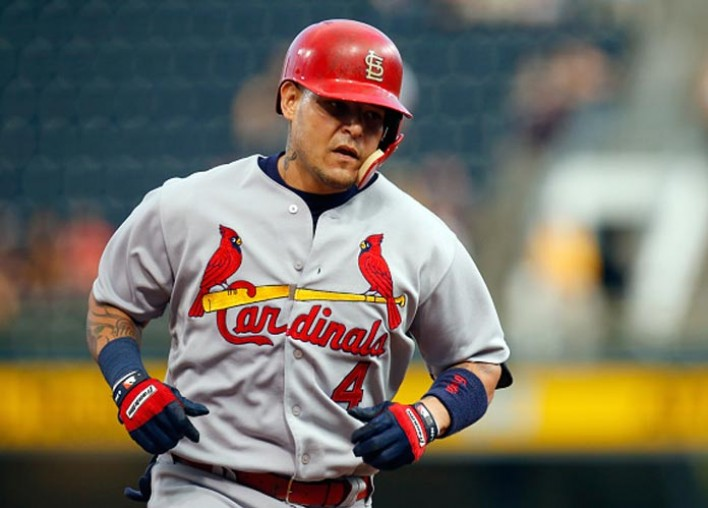 Puerto Rico's Yadier Molina Slams Security At World Baseball Classic