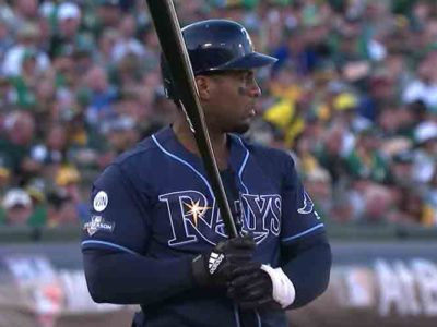 Yandy Diaz Leads Rays To 5-1 Win Vs. A's To Clinch ALDS Berth [VIDEO]