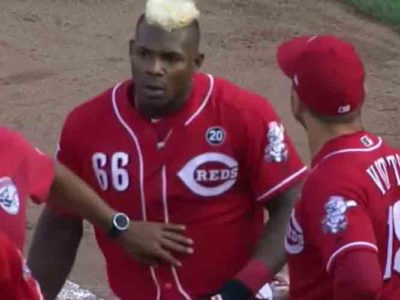 Yasiel Puig Traded And Ejected In Same Game For Reds After-All Out Brawl With Pirates [VIDEO]