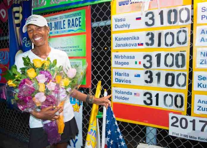 Endurance Racewalker Yolanda Holder On How She Got Her Start, Her Race Strategy [VIDEO EXCLUSIVE]
