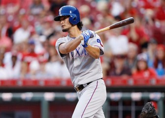 Rangers' Yu Darvish Hits First Career Homer In 6-5 Road Win Over Reds