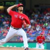 Rangers' Yu Darvish Establishes New High For Pitch Count Since Return From Surgery