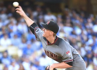 Astros Land Zack Greinke In Trade With Diamondbacks