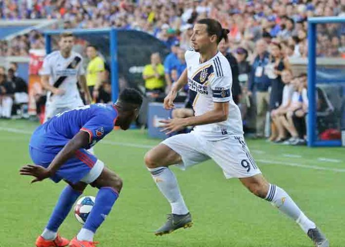 Zlatan Ibrahimovic Announces He Is Leaving LA Galaxy At End Of Year