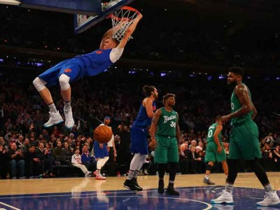 OPINION: Two Weeks After The Kristaps Porzingis Trade, Most Irrational Trade Of The Season