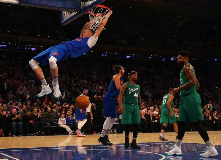 Knicks Trade Kristaps Porzingis To Dallas Mavericks In First NBA BlockBuster Trade Before Deadline