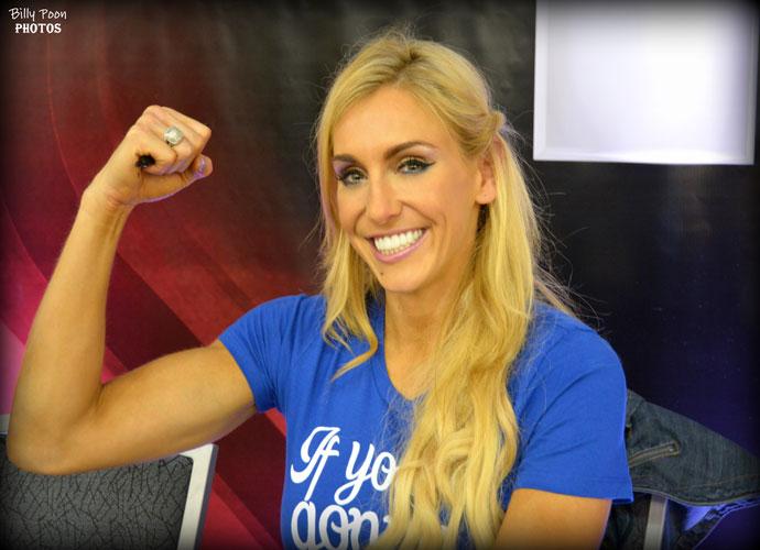 WWE Diva Champion Charlotte Exacts Revenge On Paige At Survivor Series 2015
