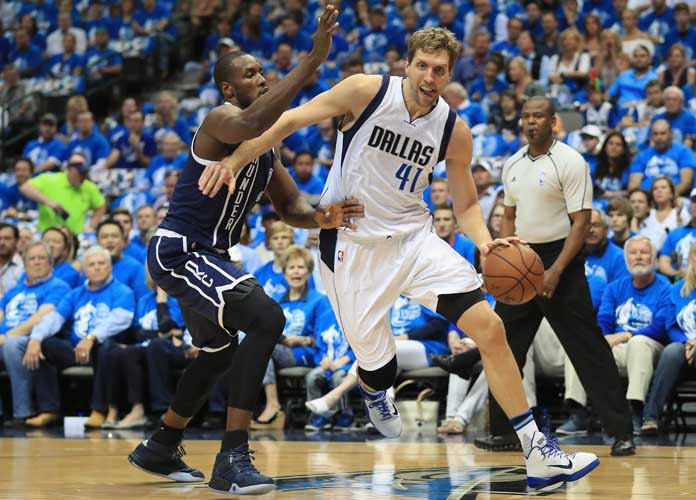 Warriors Reportedly Want To Sign Dirk Nowitzki In Free Agency