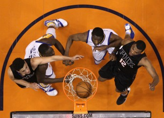 Golden State Warriors Win Game, Lose Harrison Barnes To Injury