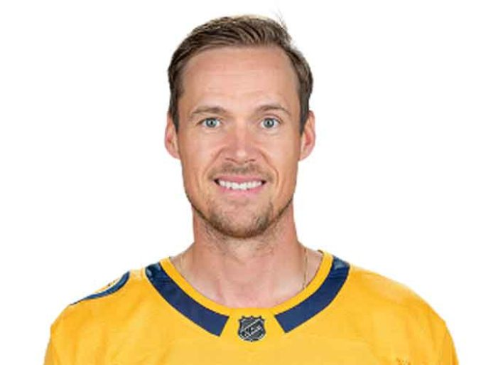Predators' Goalie Pekka Rinne Becomes 12th Player At His Position To Score Goal