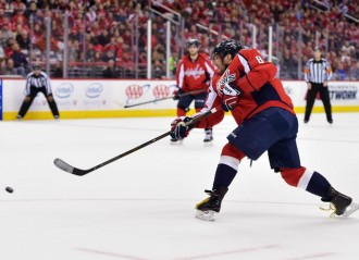 Alex Ovechkin Knocks Out Hurricanes Young Star Andrei Svechnikov Mid-Game [VIDEO]
