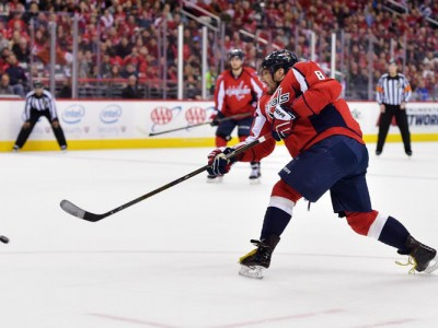 Alex Ovechkin Scores Twice, Reaches 1,000 Points In Capitals' 5-2 Win Over Penguins