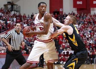 Indiana Uses Balanced Attack To Upset #4 Iowa