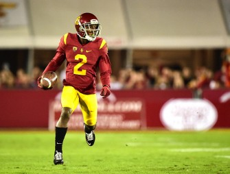 USC's Adoree' Jackson To Skip Spring Practices To Prepare For Rio Olympics