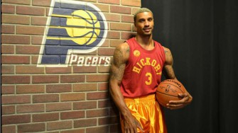 Pacers Design New Hickory High JerseyTo Pay Homage To Hoosiers
