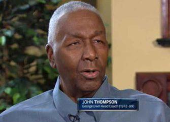 Legendary Georgetown Basketball Coach John Thompson Jr. Dies At 78