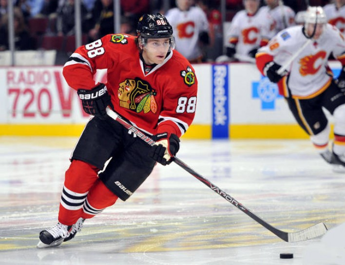 Blackhawks Patrick Kane Becomes Nhl S First Us Born Hart