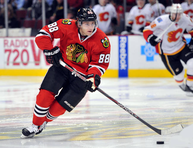 Patrick Kane Reportedly Being Investigated In Rape Investigation