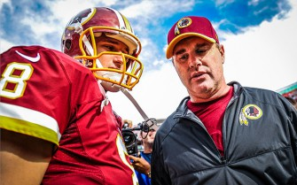 Washington Redskins Tap Kirk Cousins As Starting Quarterback