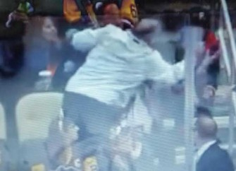 Man Steals Puck From Kid At Penguins Game