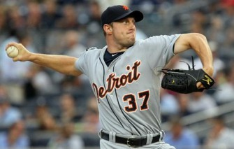 Washington Nationals Sign Pitcher Max Scherzer