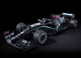 Mercedes Reveals All-Black Livery In Support Of Anti-Racism Movements, Pledges To Diversify