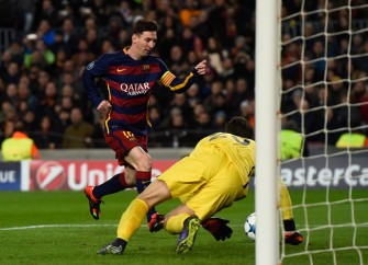 Barcelona Will Face Arsenal In Champions League Round of 16