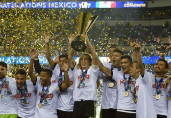 Mexico Dominates to Win CONCACAF Gold Cup in 3-1 Victory over Jamaica