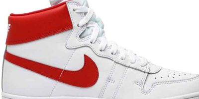 "Nike Air Ship: Michael Jordan's Original Retro & The ""Banned Shoe"" Now On Sale!"