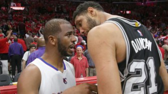 2015 NBA Playoffs: Clippers-Spurs Game 7 Classic Highlights Inter-Round Weekend