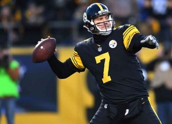 Ben Roethlisberger Commands 52-21 Assault Vs. Panthers In Thursday Night Football Matchup [VIDEO]